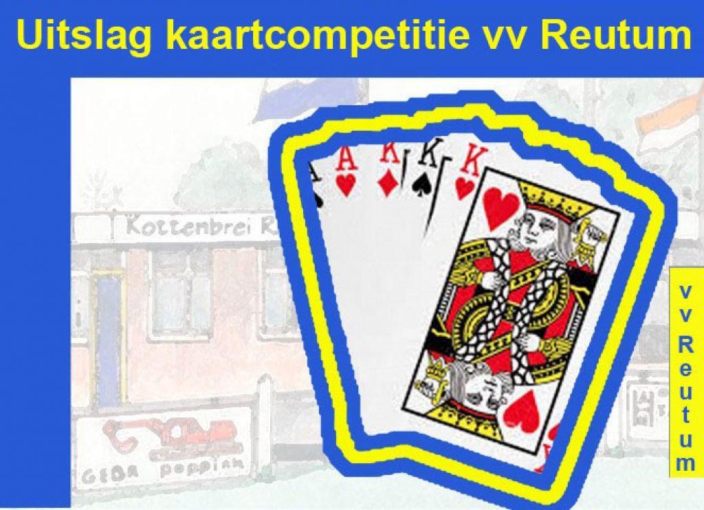 2e kaartavond voor Wenroy Veldhuis en Bart Hulskotte