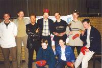 spelregelkampioen van Nederland 1999