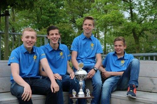 Spelregelkampioen Nederland 2014-2015