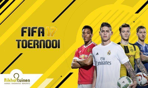 Rikhof Tuinen FIFA toernooi zaterdag 1 juli
