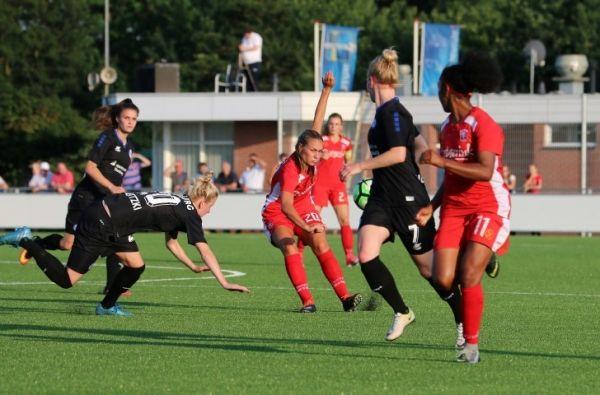 FC Twente vrouwen - MSV Duisburg vrouwen
