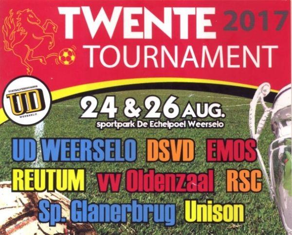 Twente 2017 Tournament