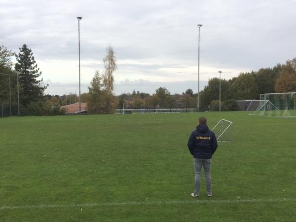 Het veld inspecteren