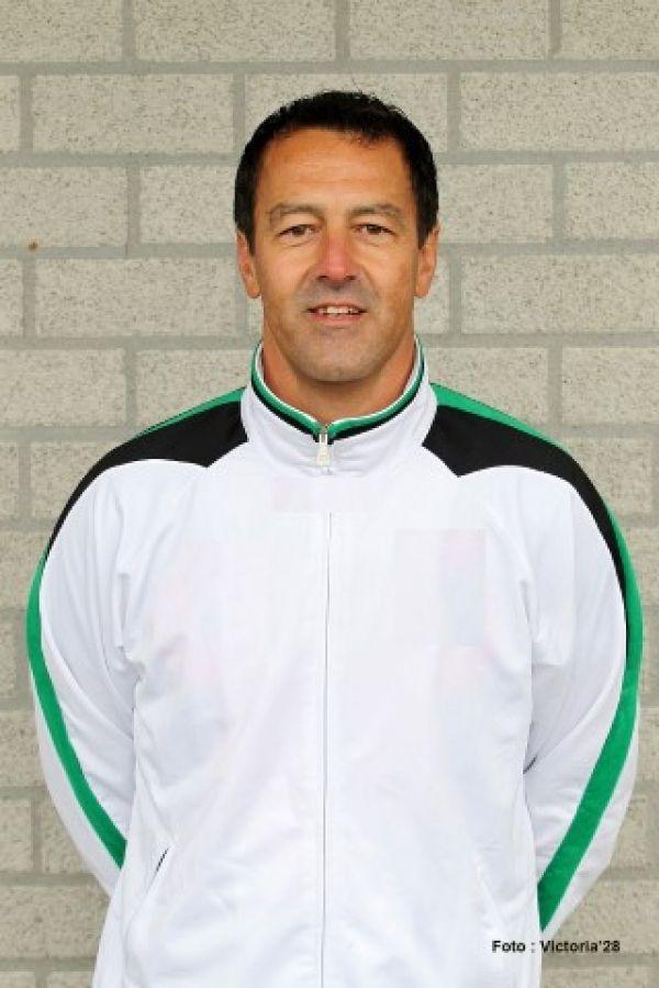 Michael Dikken nieuwe trainer Reutum 1