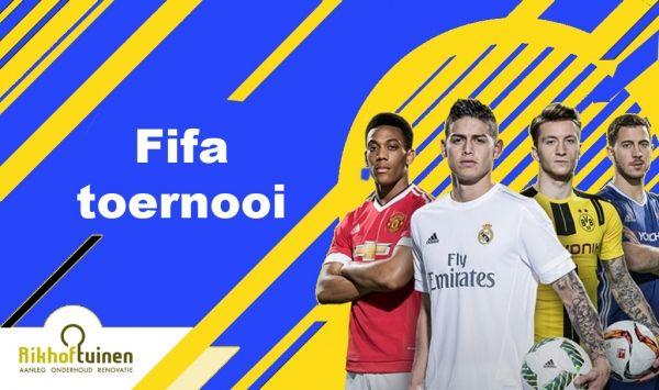 Info Rikhof Tuinen FIFA toernooi zaterdag 23 juni