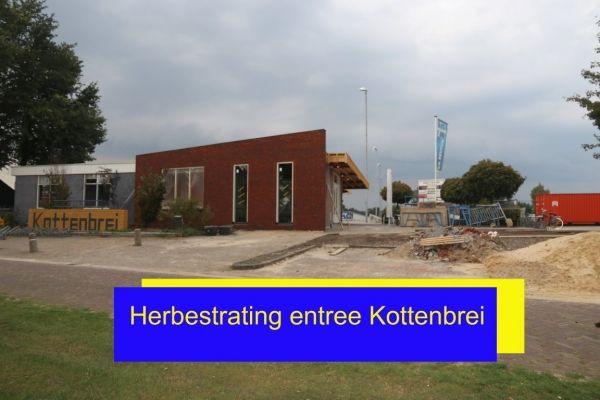 Let op werkzaamheden op de Kottenbrei: Herbestrating