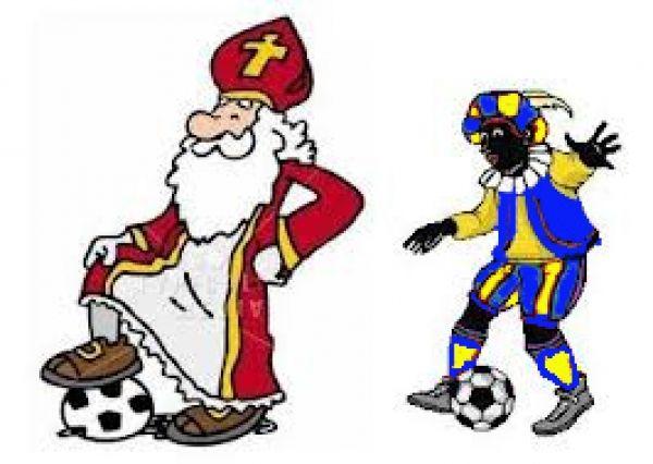 Sinterklaas en Zwarte Piet bij je thuis