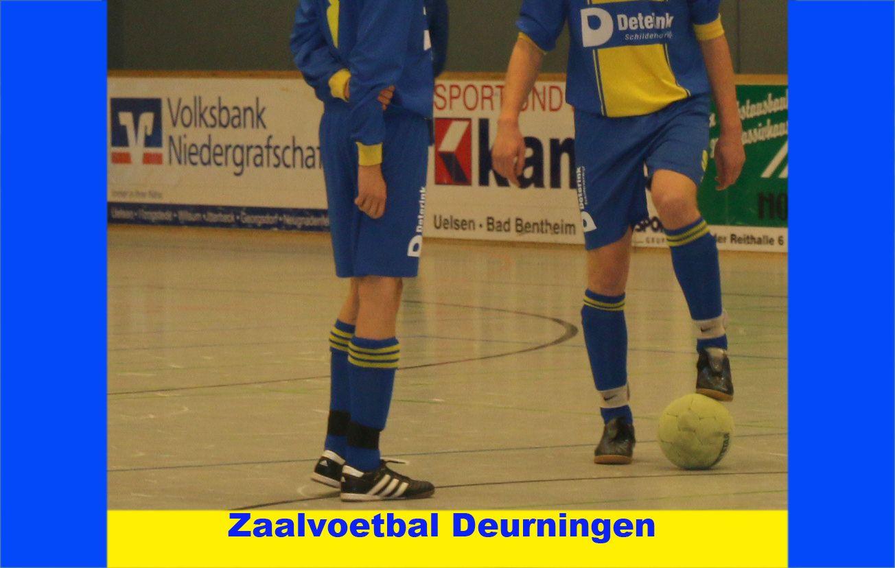 Zaalvoetbal Deurningen